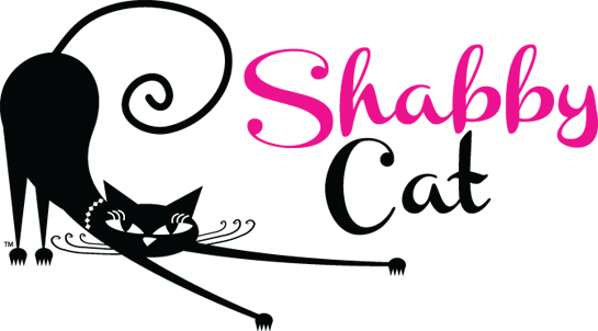Shabby Cat – Benefiting Brigid's Crossing Holistic Cat Sanctuary